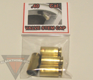 40 Cal Valve Stem Caps