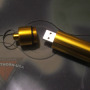 Example used for armoring a USB drive.