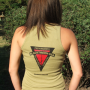 Blackthorn Ladies Tank Back