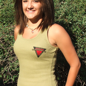 Blackthorn Ladies Tank Front