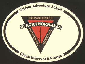 Blackthorn-USA Sticker