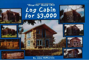 Build This Cabin Book