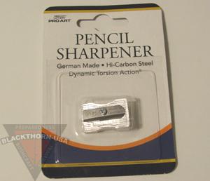 Magnesium Pencil Sharpener