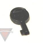 Plastic Handcuff Key