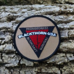 Blackthorn-USA Embroidered Patch